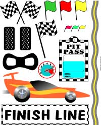 Racing Flags Clipart - ClipArt Best