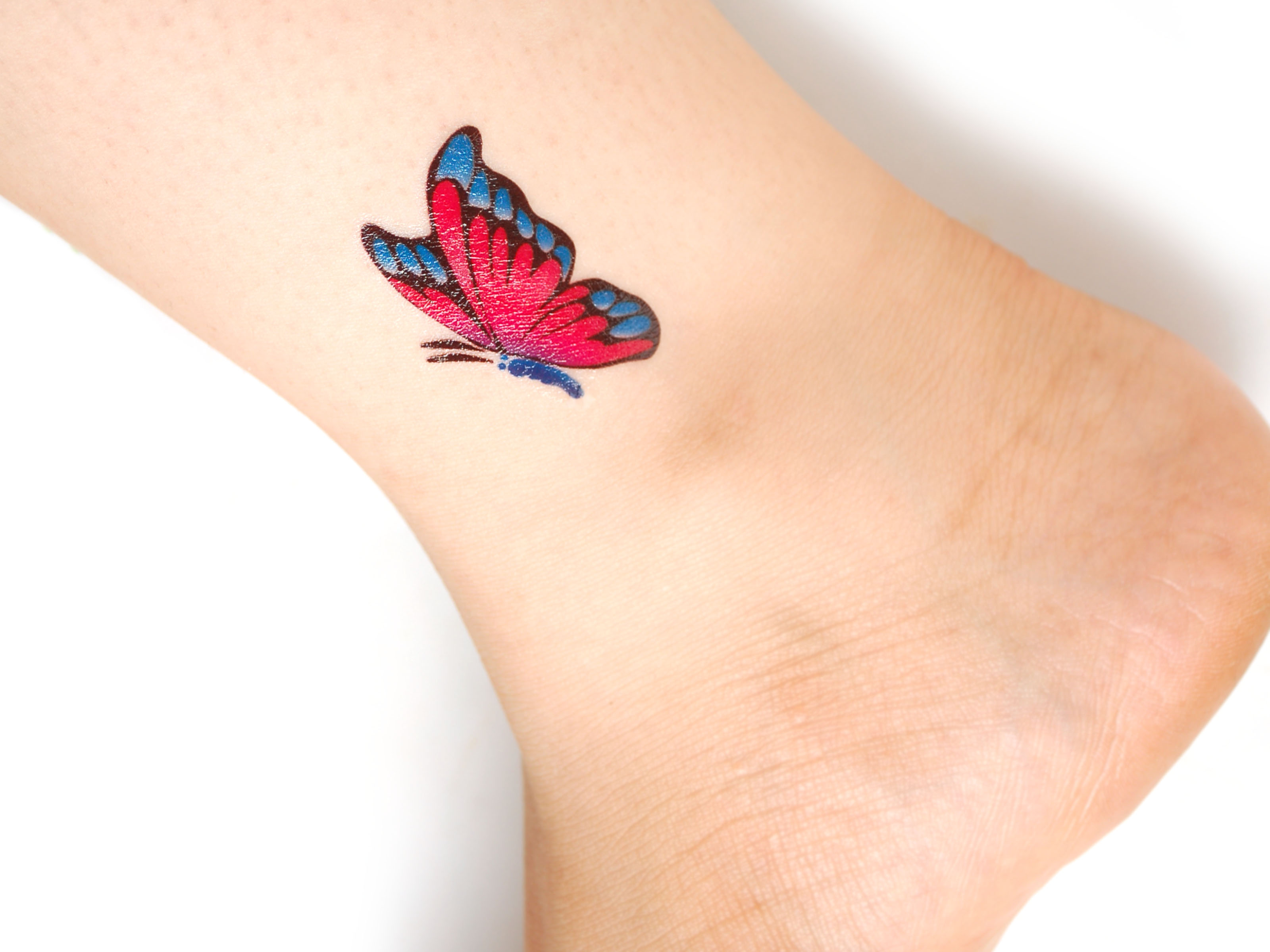 how to make temporary tattoos with paper