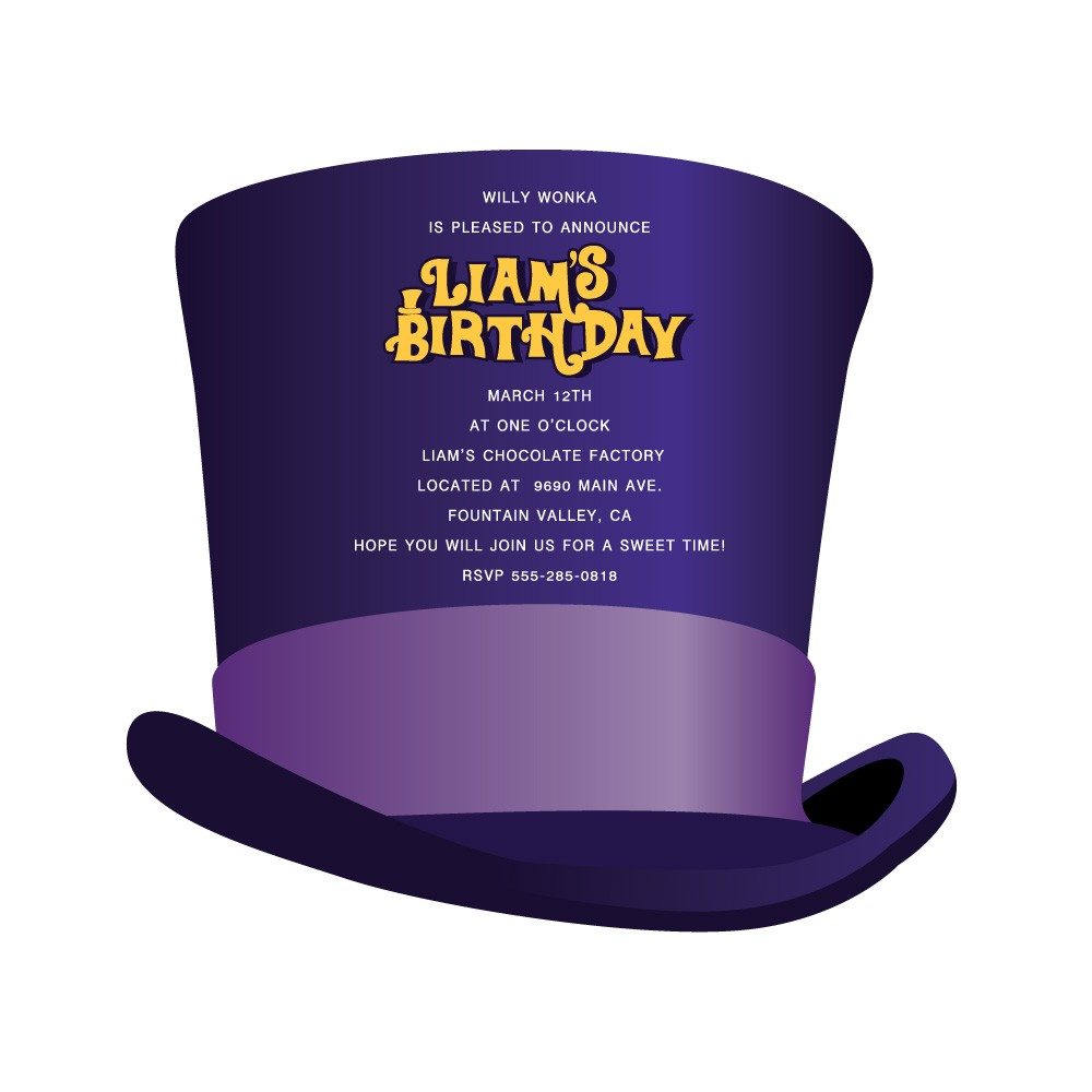 Willy Wonka Golden Ticket Template - ClipArt Best