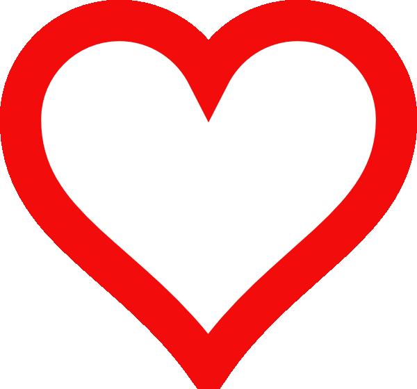 Heart Outline Vector Stock Images RoyaltyFree Images