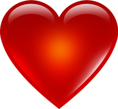 Pics Of Red Hearts - ClipArt Best