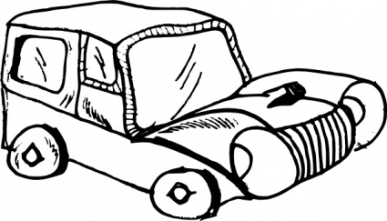 Black And White Car Clipart | Free Download Clip Art | Free Clip ...