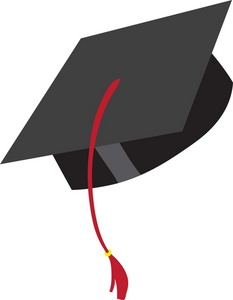Picture Of A Graduation Hat - ClipArt Best