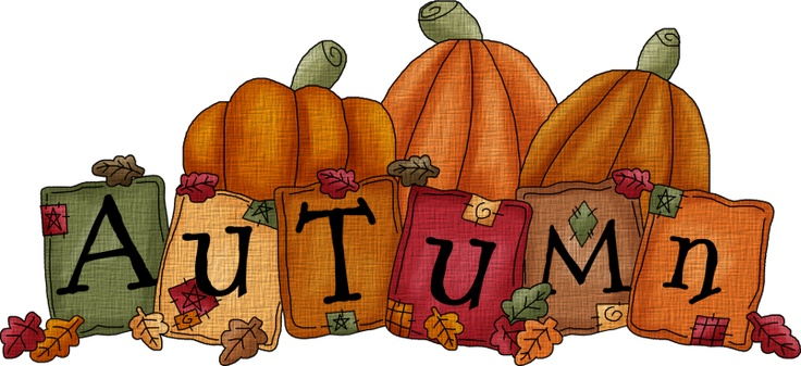 Autumn clipart fall on happy thanksgiving pilgrims and - Clipartix