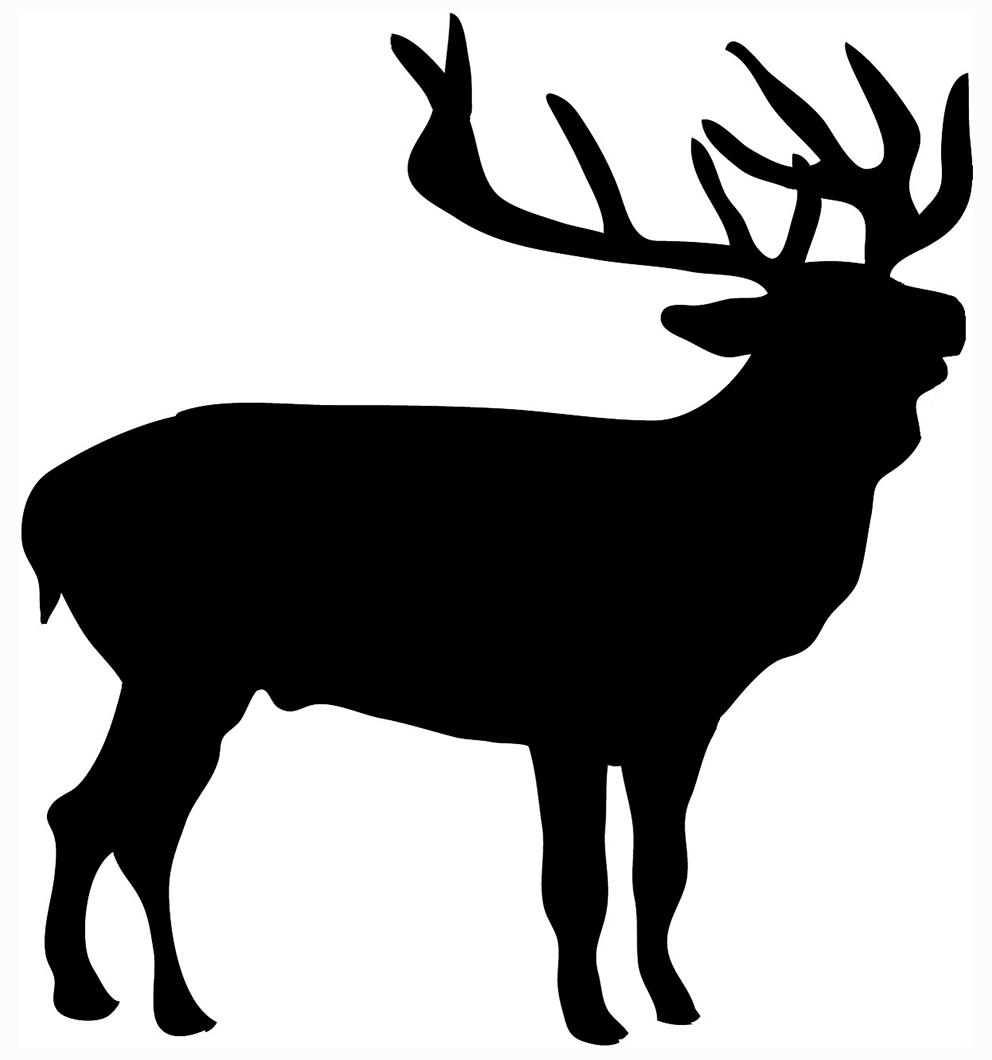Animal Silhouettes Clipart Best