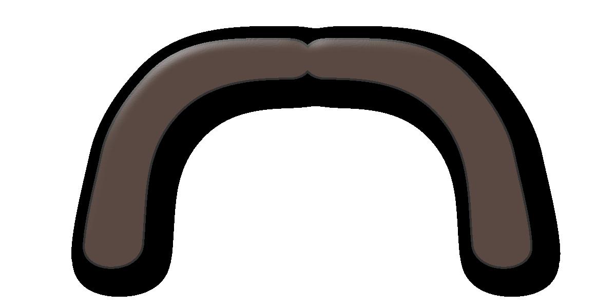 FREE mustache clipart