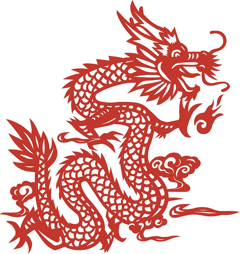 chinese dragon drawings jos gandos coloring pages for kids clipart best clipart best