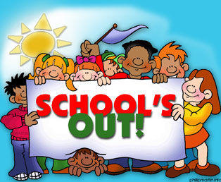 Schools Out Clip Art - ClipArt Best