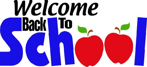 Welcome Back To School Clip Art - ClipArt Best