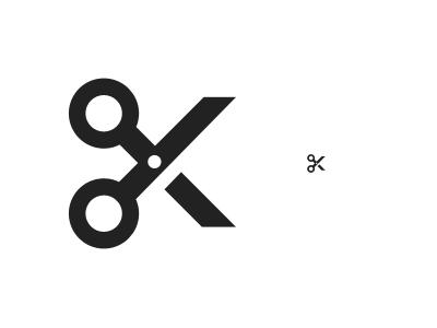 Dribbble Scissors By Rok Benedik Clipart Best