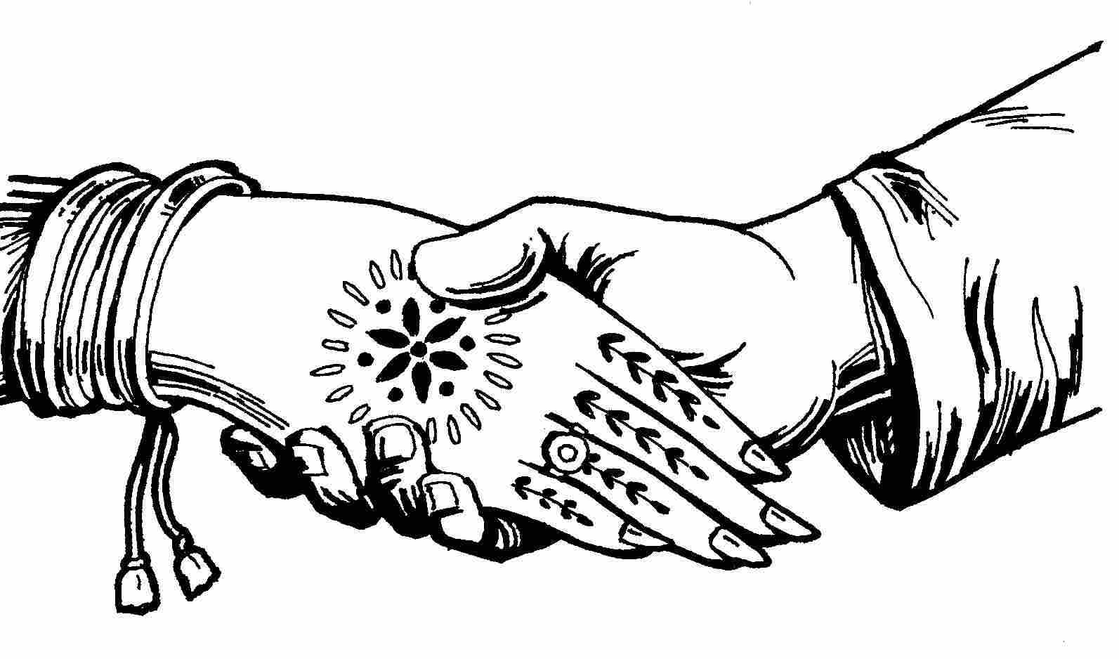 Single Line Symbol Art : Marriage symbol line art clipart best