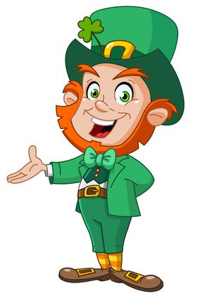 Images Of Irish Leprechauns - ClipArt Best