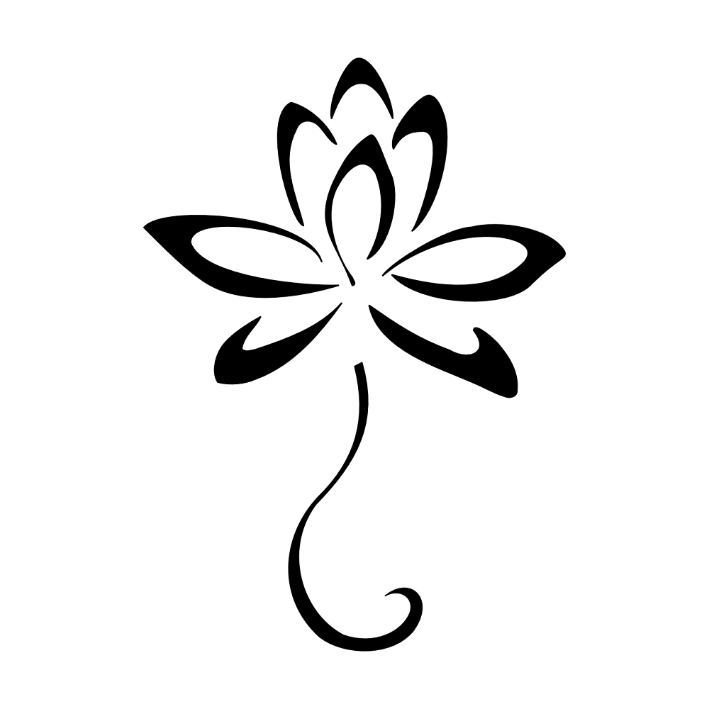 Living Room Simple Designs simple flower designs clipart best tattoo design for men and women tattooed