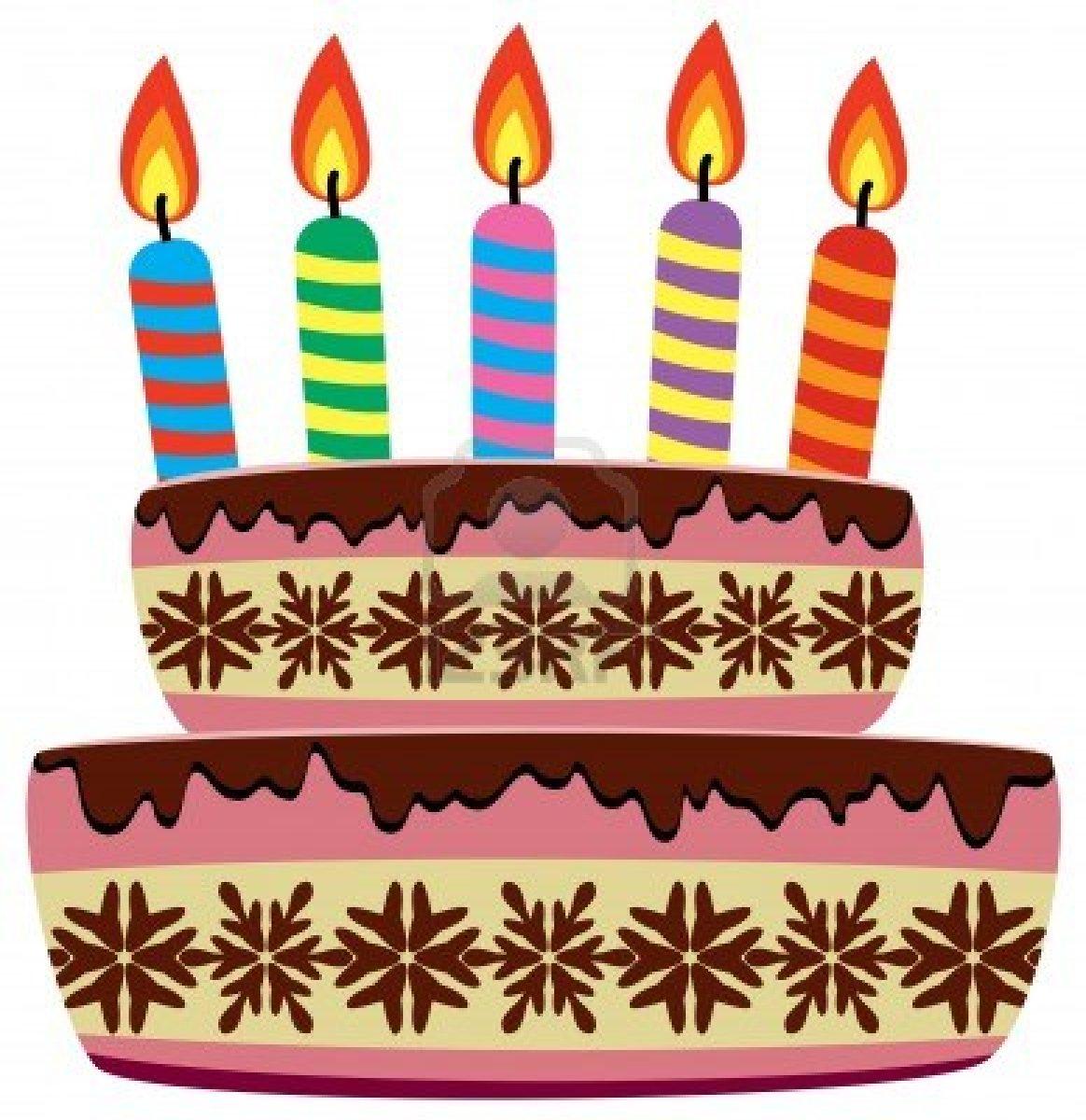 Birthday Cake Clip Art Jpeg