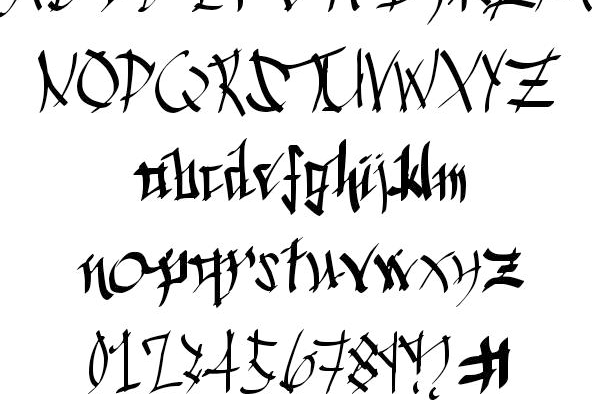 Free calligraphy fonts for web designers designm