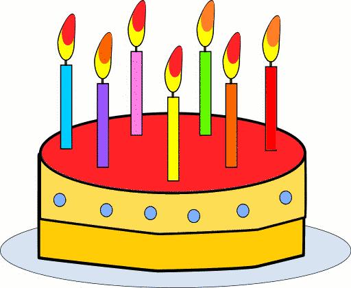 birthday thank you clipart - photo #39