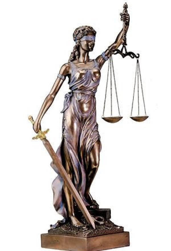 indian blind justice statue clipart best