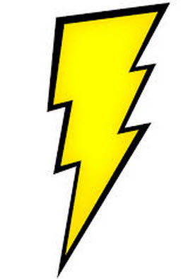 zeus lightning bolt symbol - photo #5
