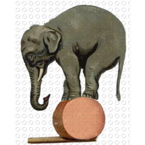 vintage elephant clip art - photo #7