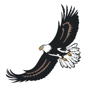 Images Of Soaring Eagles - ClipArt Best