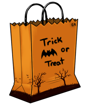 Trick or Treat Bag (EMPTY) - ClipArt Best - ClipArt Best