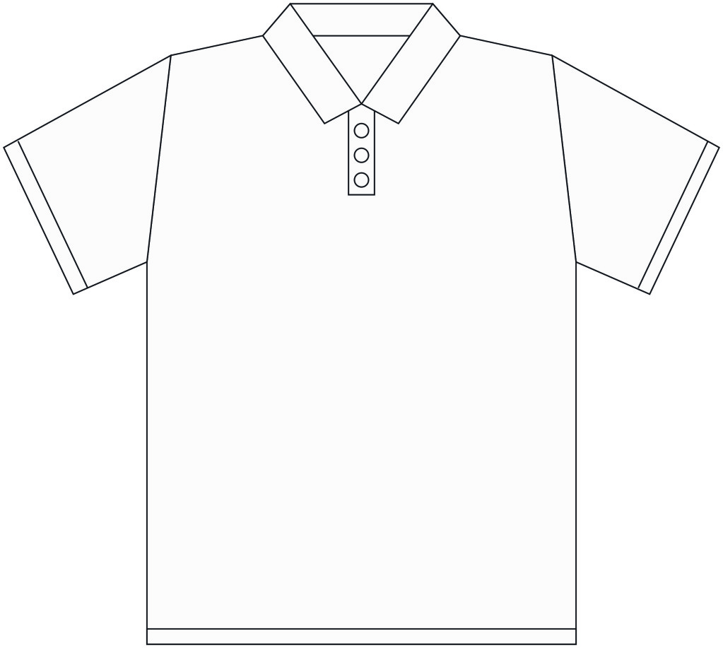Shirt Template Clipart Best