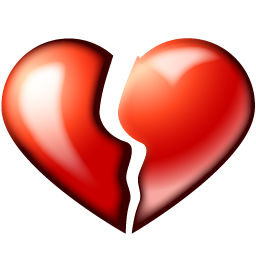 Broken Heart Cartoon - ClipArt Best