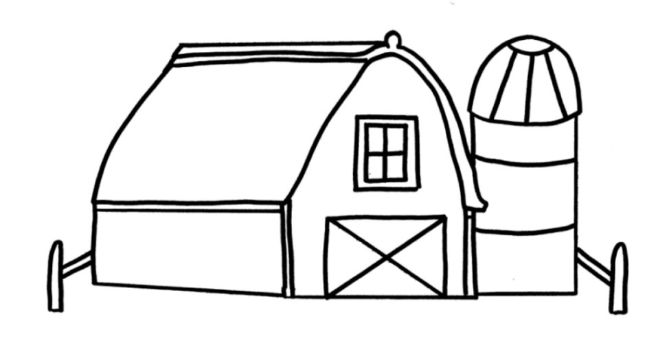Cartoon Barn - ClipArt Best