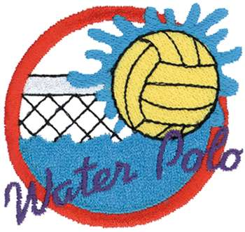 water polo splash embroidery design clipart best Swim Party Clip Art Happy Thanksgiving Clip Art