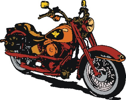 Cartoon Motorcycle Images - ClipArt Best