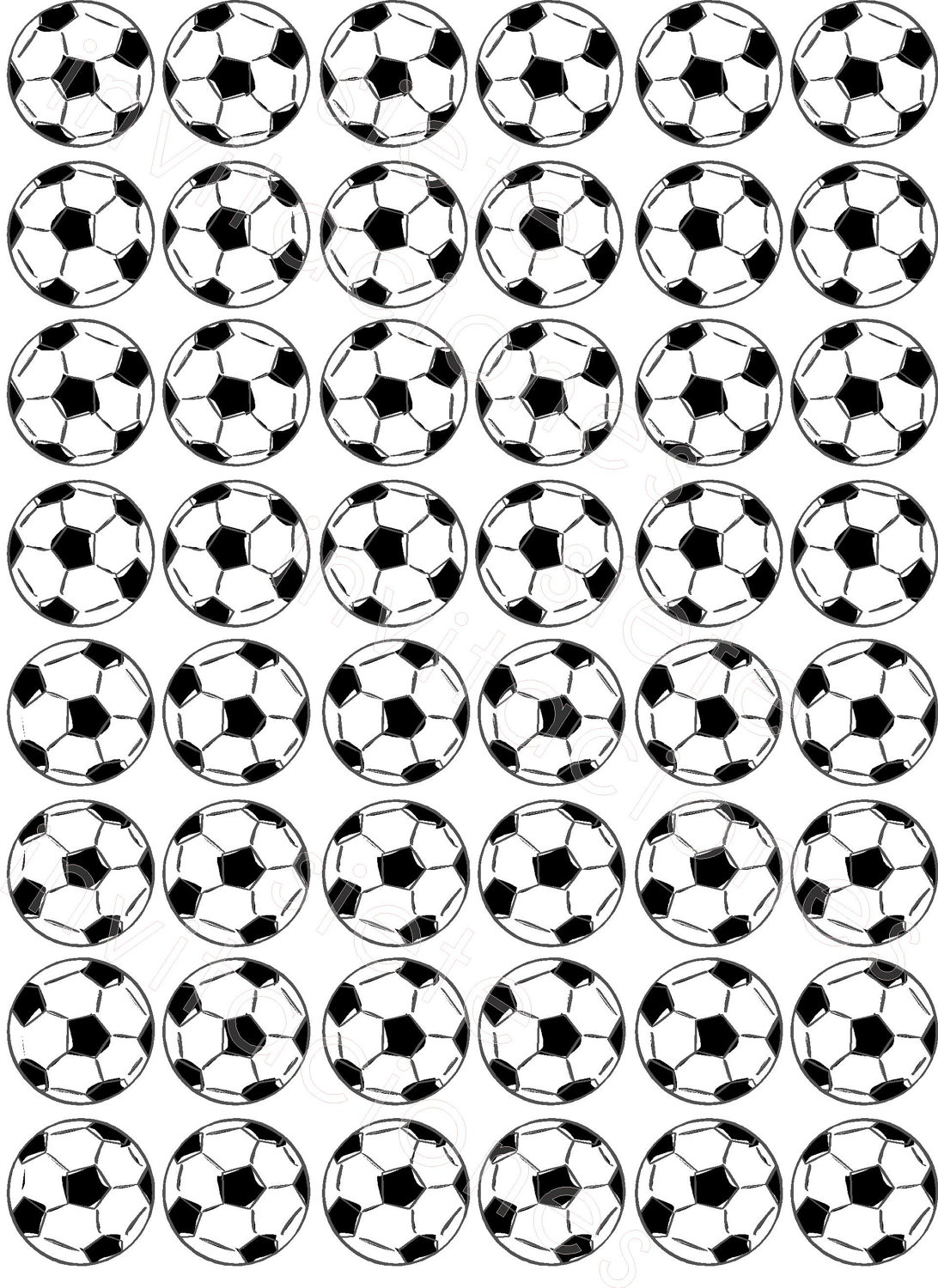 soccer field printable
