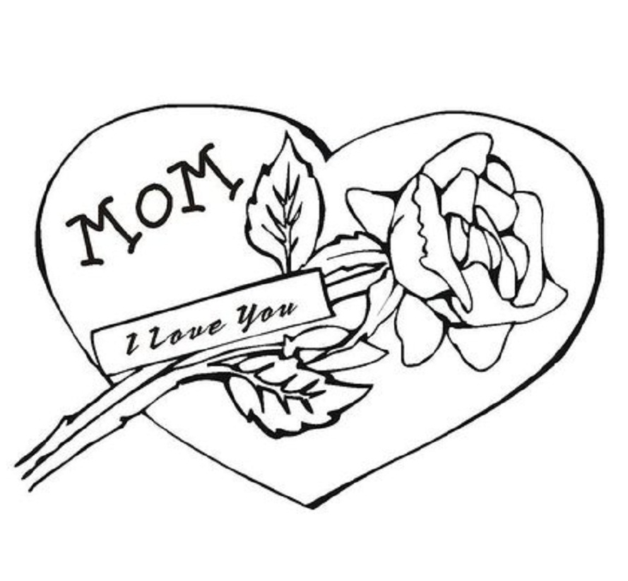 Coloring Pages You Can Color On The Computer : Cool heart coloring pages clipart best