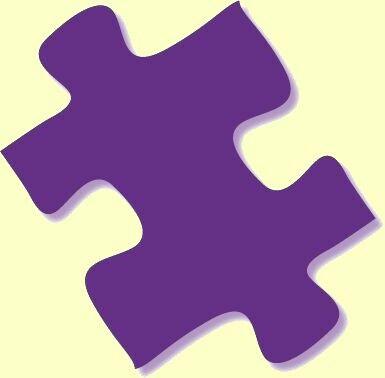 Puzzle Piece Cut Out - ClipArt Best
