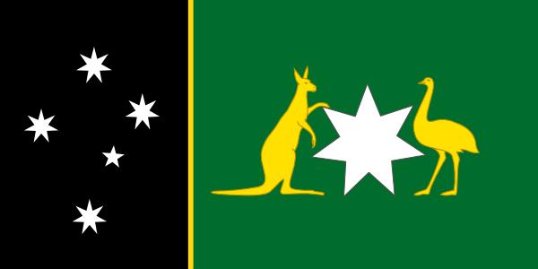 australian flag clipart best