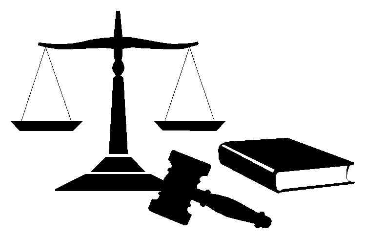 legal scales clipart - photo #10