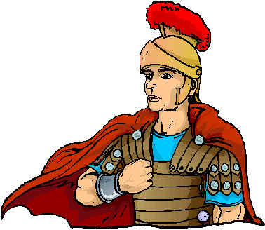 Roman Soldier - ClipArt Best