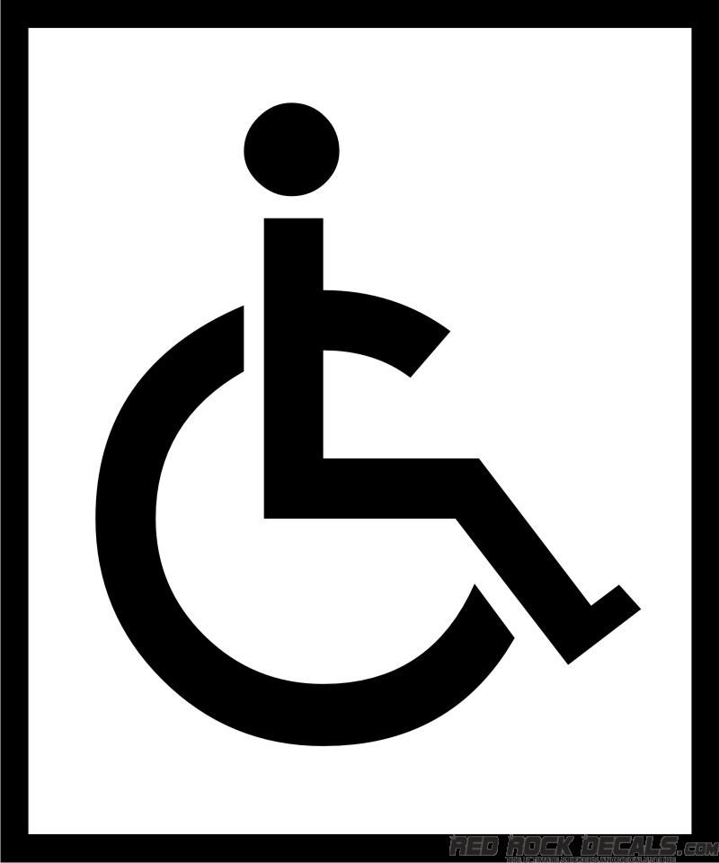 Handicapped Logo - ClipArt Best  Handicapped Log...