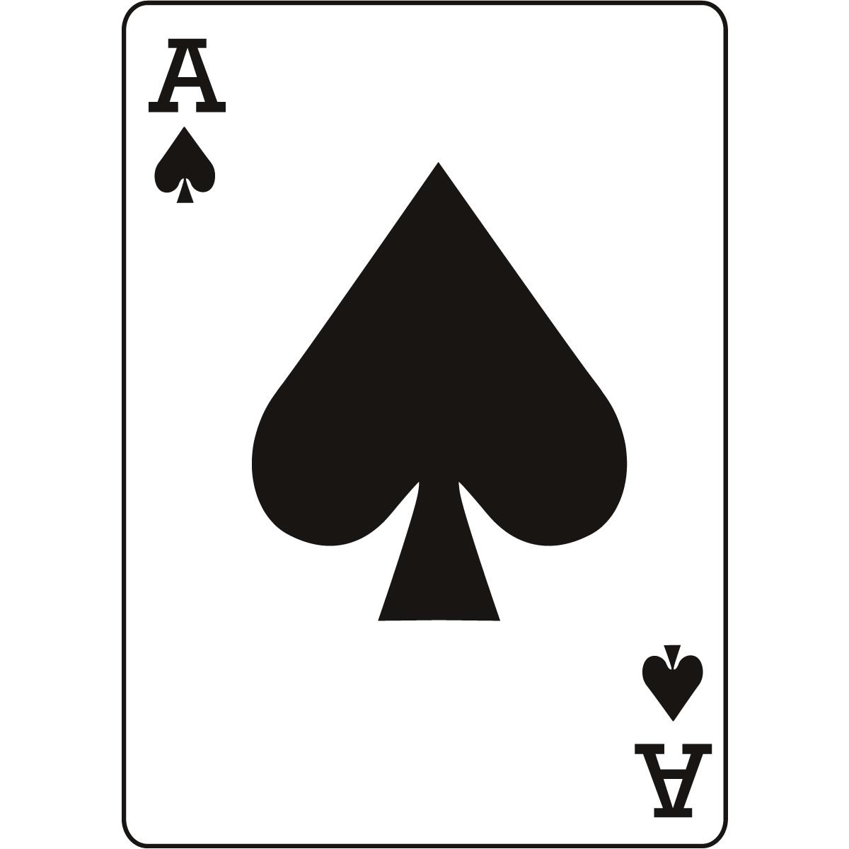 Ace Cards Clipart Best