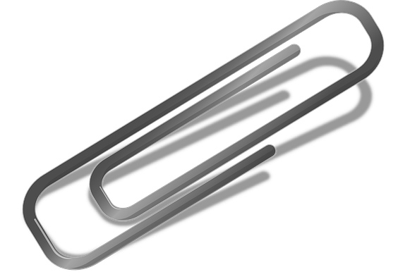 Clip Art Paper Clip Clipart paper clip clipart best tumundografico