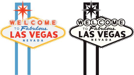 Las Vegas Sign Clip Art - ClipArt Best