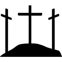 Three Cross Clip Art Clipart Best