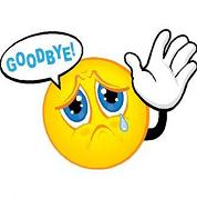 Free Goodbye Clipart