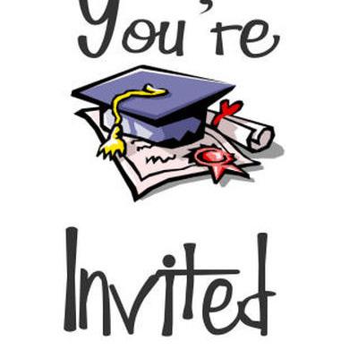 Graduation Party Clip Art - ClipArt Best