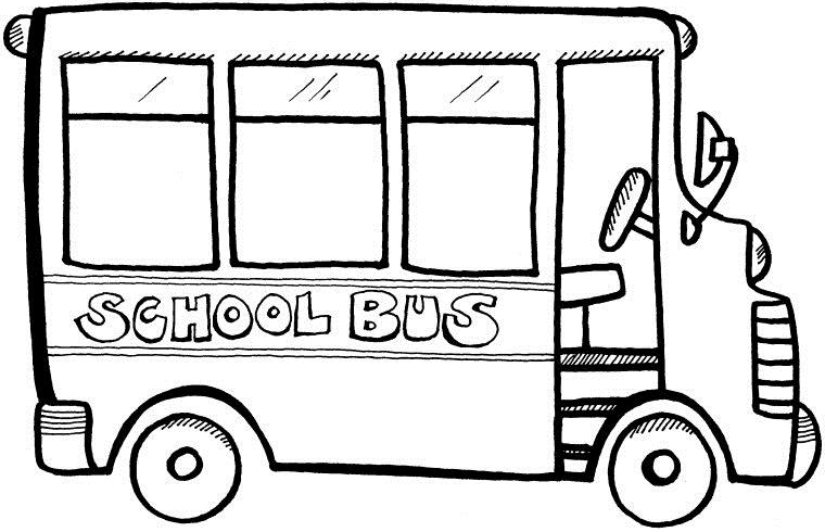 School Bus Drawing - ClipArt Best