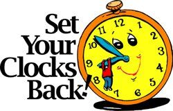 Daylight Saving Time Images - ClipArt Best
