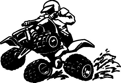 fourwheelers Colouring Pages page 2 ClipArt Best