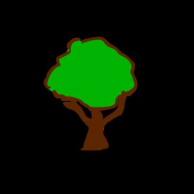 Free Stock Photos | Illustration Of A Small Cartoon Tree | # 15923 ...: www.clipartbest.com/cartoons-trees