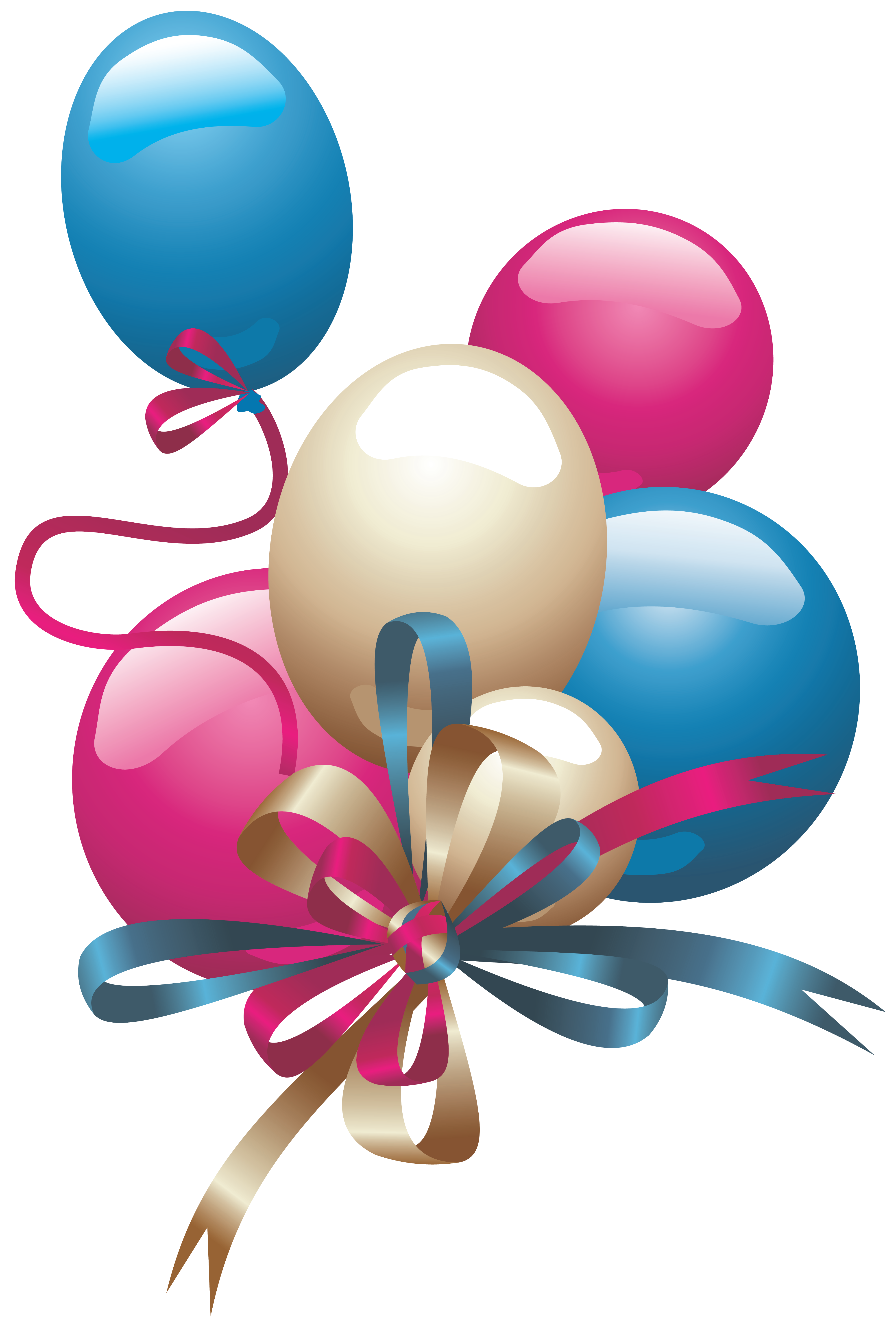 Happy Birthday Balloons Clip Art ~ Balloons png clipart best