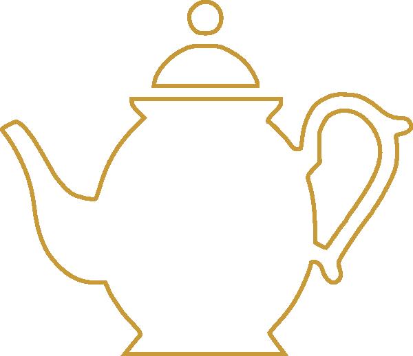 Tea Pot Clip Art