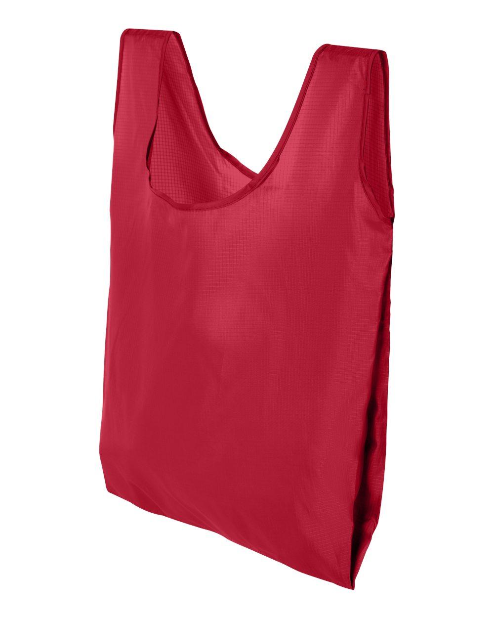 Top Shop Red Reusable Shopping